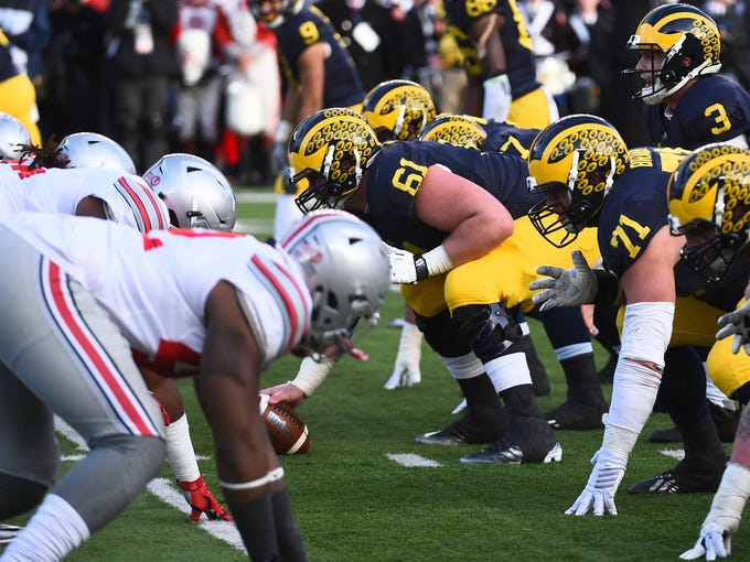 Week 13 in college football features great rivalry