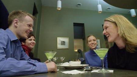 There are several events geared toward singles for Valentine's Day in Indianapolis.