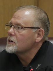 Winnebago County Circuit Judge Scott Woldt
