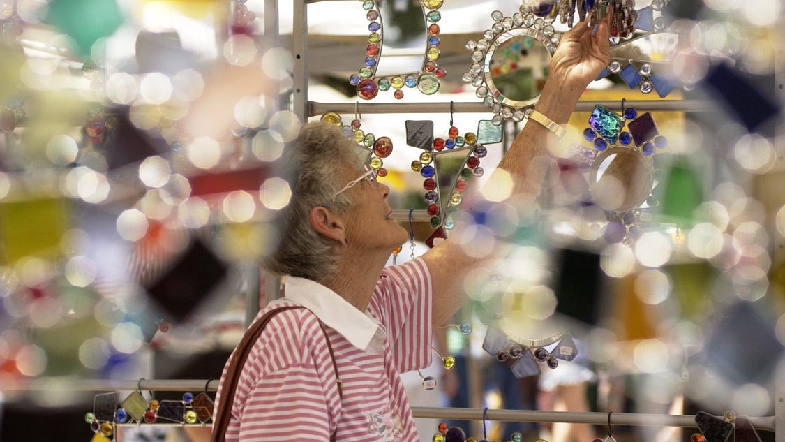 Cape coral lookahead for Craft fair fort myers