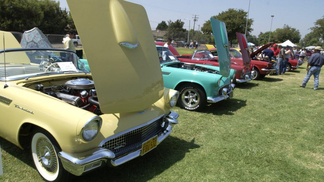 Tulare s cars in the park for Motor cars tulare ca