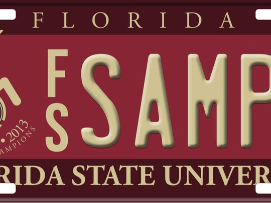 Another sample of a disabled FSU license.