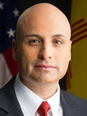 New Mexico Attorney General Hector Balderas