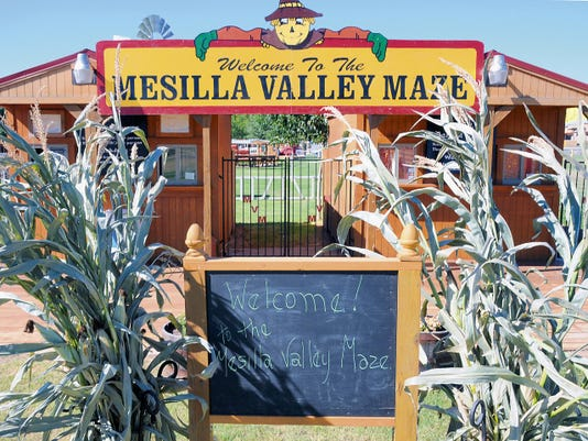Mesilla Valley Maze will feature pumpkins and pecans, a country store, educational and interactive exhibits and acres of activities.