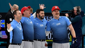 Miracurl on Ice: USA wins first curling gold at Winter Olympics