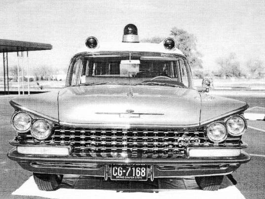 Scottsdale ambulance