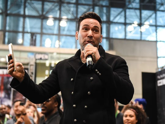 Jason David Frank, who is known as the Green Power