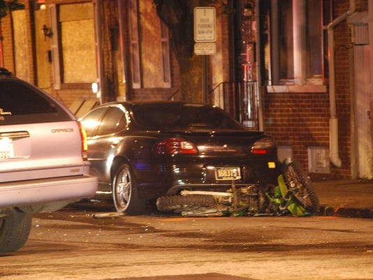 2012 WILM DIRT BIKE CRASH WITH SERIOUS INJURY