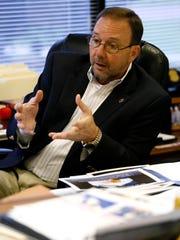Mississippi Bureau of Narcotics Director John Dowdy Jr.