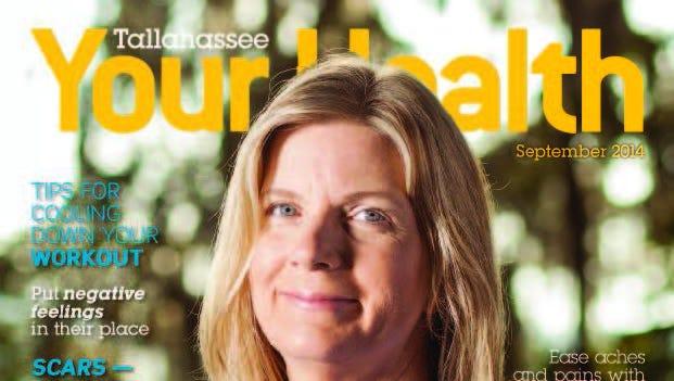 Your Health Magazine Septmeber 2014