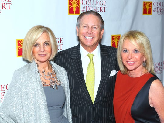 From left: Helene Galen, Jamie Kabler and Madeline Redstone.