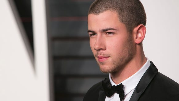 Nick Jonas, man of many feels.