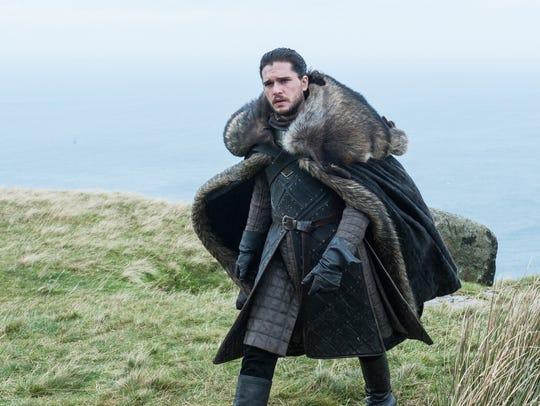 If Jon Snow (Kit Harington) is a Targaryen, how does