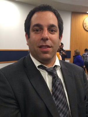 Michael Capabianco is the new city manager for Asbury Park.