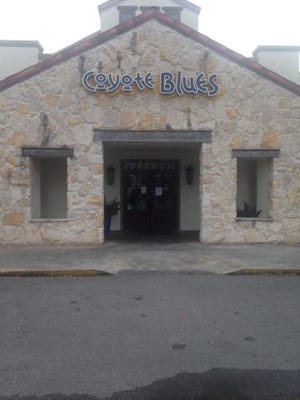 Coyote Blues restaurant on Johnston Street.