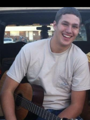 A self-taught musician, Gage Pitman spent time learning