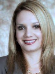 Annie Garcia, Del Sol Medical Center chief nursing officer.