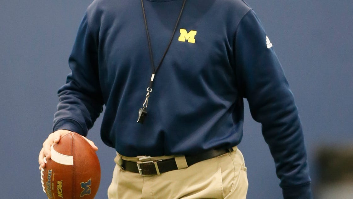 New Michigan football staff spurs new attitude for eager ...