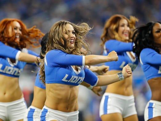 Week 12: Detroit Lions