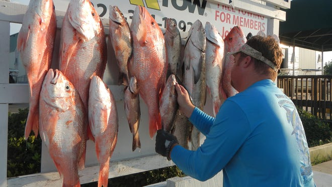 Red snapper anglers will get an additional 108 days to fish in state waters.