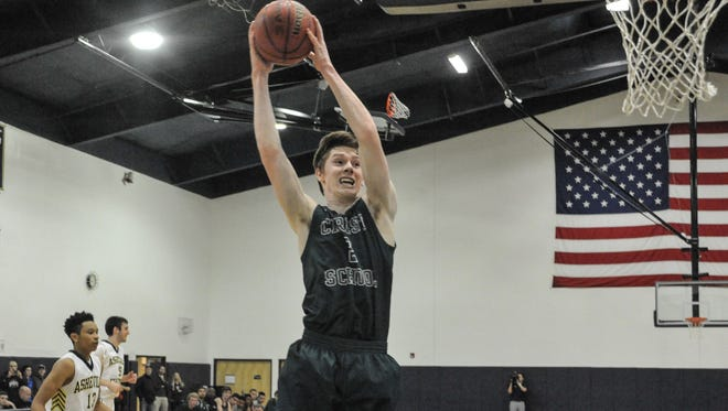 William Fleming (2) and Christ School will host Oak Hill Academy (Va.) in a game next January.