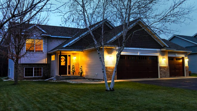 The home owned by Sartell resident Julie Meyer, shown Dec. 2, 2016, had been being rented out short-term using Airbnb. Sartell voted against an ordinance change allowing short-term rentals April 24, 2017.
