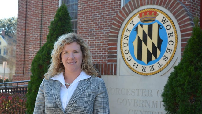 Merry Mears, director of Worcester County Economic Development.