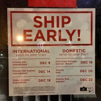 Free Shipping Day: Take advantage of free shipping Dec. 15 at hundreds of retailers