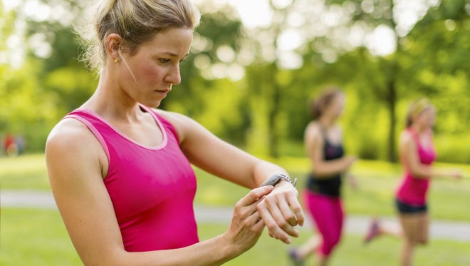 A wearable fitness tracker can be a useful tool to help you stay on track and meet your fitness goals.