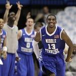 MTSU basketball alumni team eligible for $2 million tournament