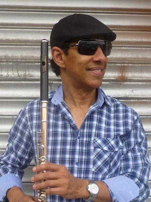 Internationally acclaimed flutist Nestor Torres will perform at ArtsFest on Sunday, Feb. 12 from 2 p.m. to 4 p.m.