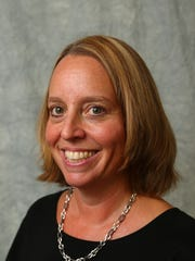 Christine Harrington of East Windsor, professor of History and Social Sciences and the director of Middlesex County College's Center for the Enrichment of Learning and Teaching (CELT), received the 2016 Excellence in Teaching First-Year Seminars by the publishing company McGraw-Hill.