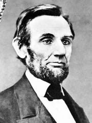 President Abraham Lincoln declared Thanksgiving a national holiday.
