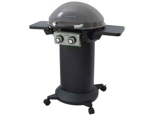 brinkman gas grills now pass safety test. Black Bedroom Furniture Sets. Home Design Ideas