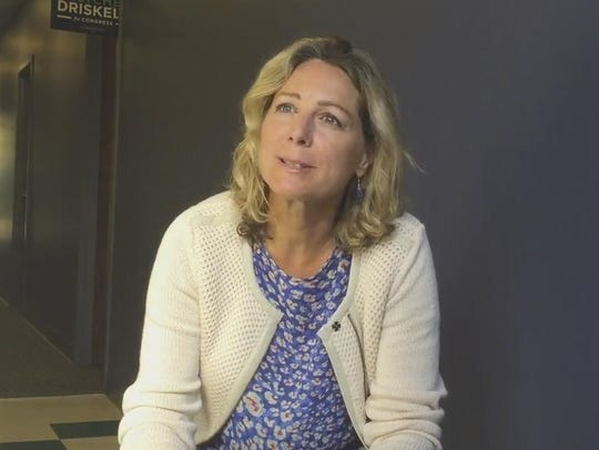 Gretchen Driskell, Democratic candidate for U.S. Rep.