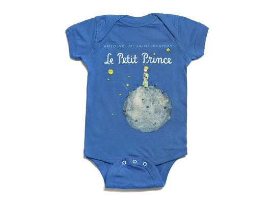 Le Petit Prince (The Little Prince) bodysuit