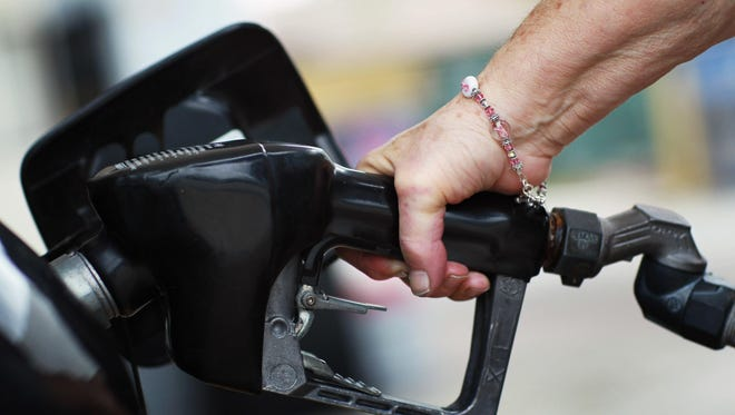 Gas prices have been affected by Hurricane Harvey but are expected to begin dropping in mid- to late-September.
