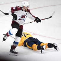 Nashville Predators vs. Colorado Avalanche Game 6 Sunday: Live score, updates from Denver
