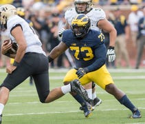 Michigan's Maurice Hurst rates as Kiper's top seni...