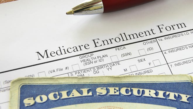 Patients who are very sick and older than 65 often need Medicaid and Medicare when they run out of money and need both medical treatment and other personal assistance.