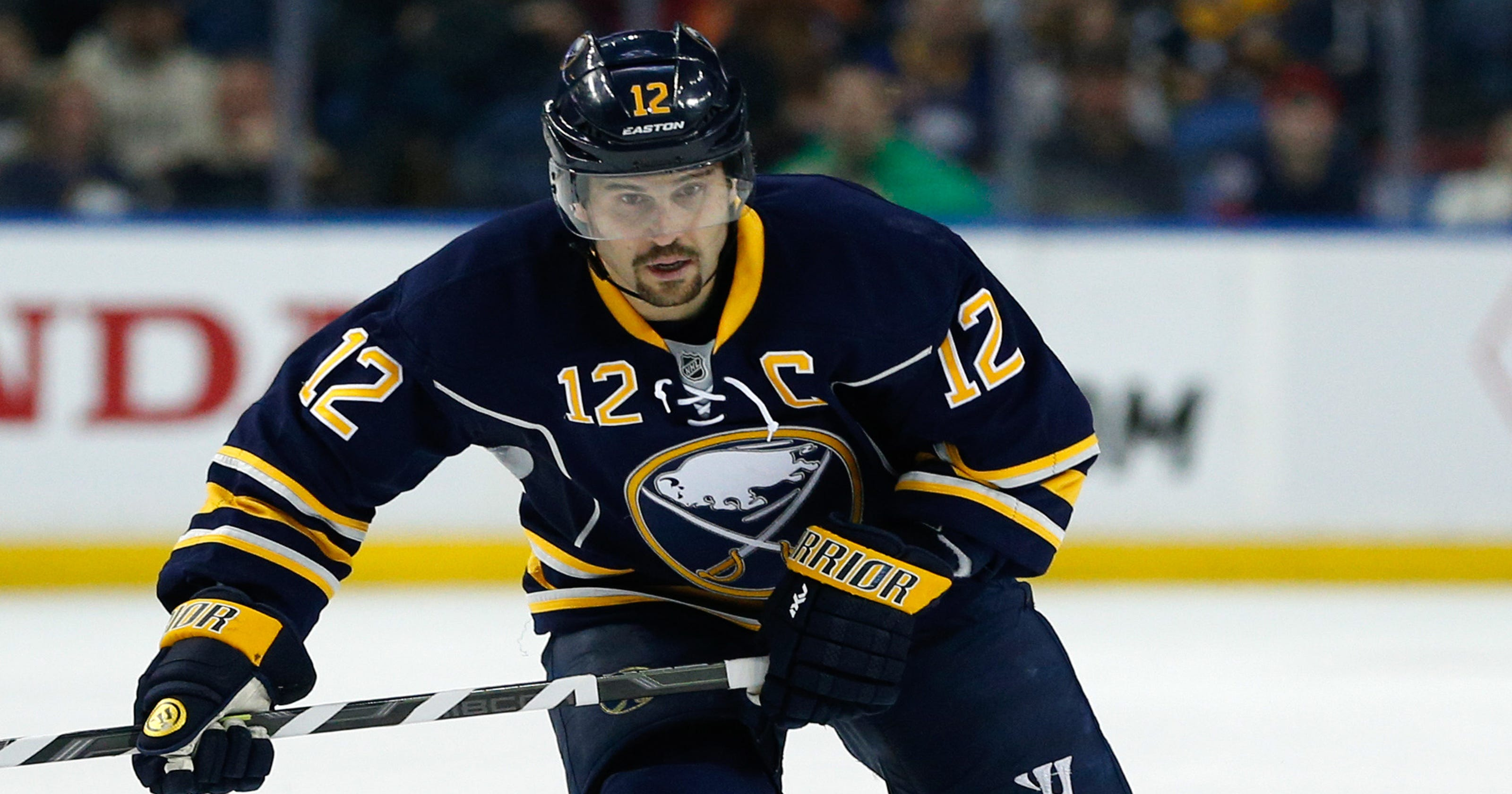 3a2a06342 Sabres captain Brian Gionta 'shocked' by housecleaning