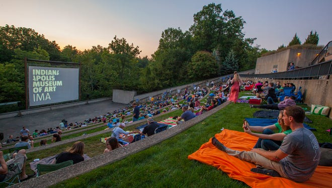 The Indianapolis Museum of Art announced its 2014 Summer Nights film series.