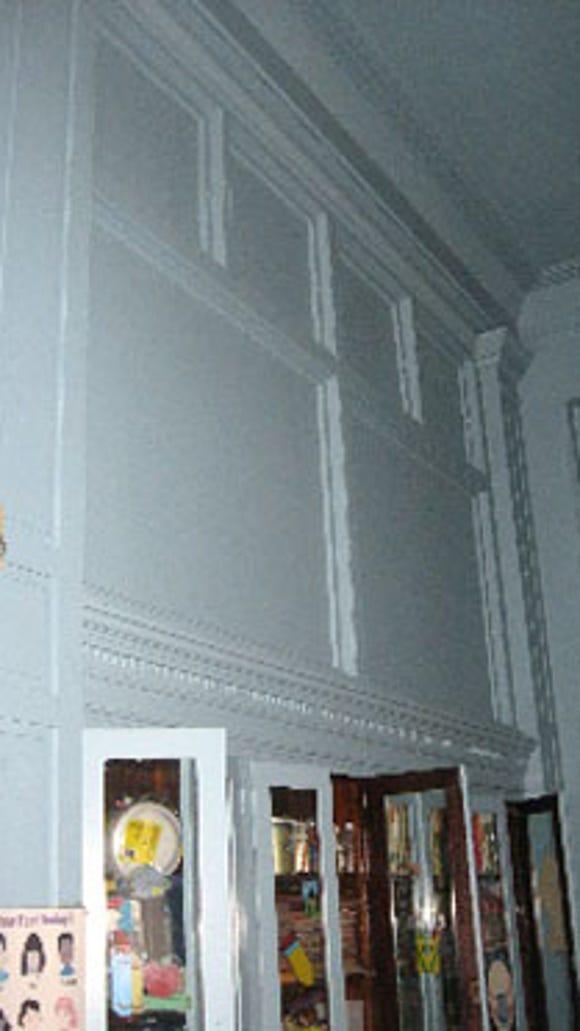 Original interior windows