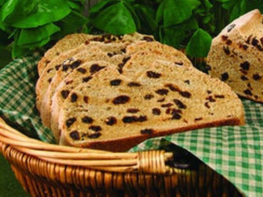 The Irish soda bread at Great Harvest Bread Co.