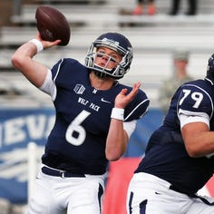 Wolf Pack's quarterback legacy continues with Ty Gangi
