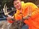 Chad Cochart of Casco for this 9-pointer on Saturday