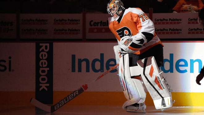 Goalie Rob Zepp will make back-to-back starts for the first time in the NHL.