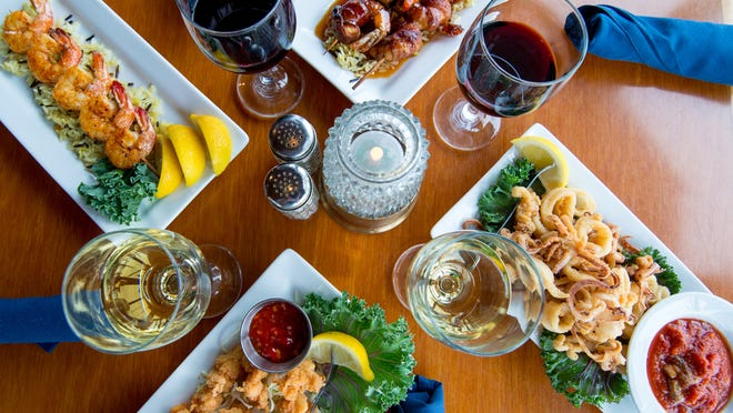 Matanzas on the Bay in Fort Myers Beach has a new selection of starts available at the waterfront restaurant.
