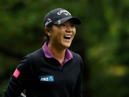 LPGA: KPMG Women's PGA Championship - First Round