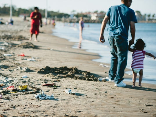 polluted beaches nrdc